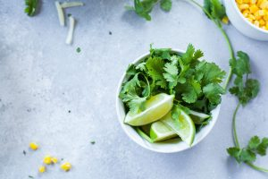 Coriander and Lime by Lindsay Moe