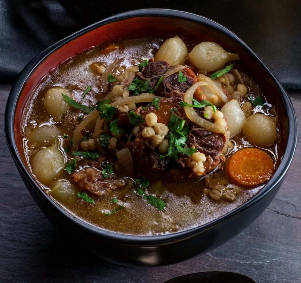 Beef Oxtail Soup
